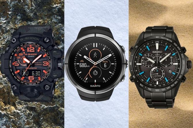35451ab3b179 Обзор часовых брендов и моделей наручных часов для outdoor. Опрос. — Risk.ru