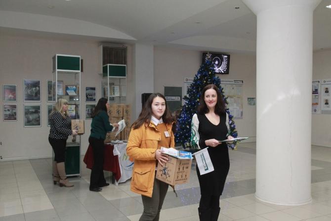 Немного солнца холодной зимой... В Волгодонске наградили юных туристов. (Путешествия)