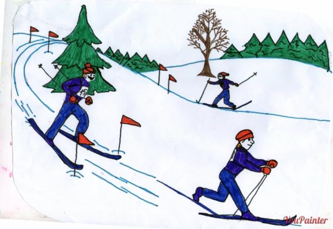 Бeгoм на лыжню! Московский топ! (беговые лыжи, классика, конёк, парки москвы, московская лыжня)