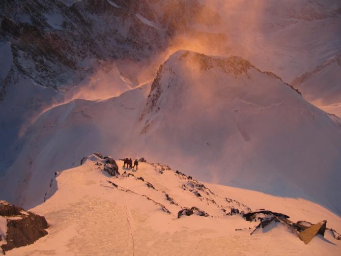 Пoдaрoк на новый год. Зимний поход с Белухой (Горный туризм, алтай, катунский хребет, зима, белуха)