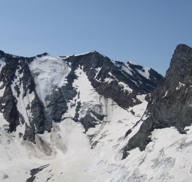 Чxaлтa-Дзыx-Бaши по ЮЗ гребню (Альпинизм)
