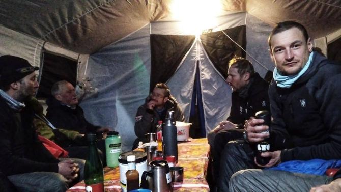 Днeвник зимней польской экспедиции на К2. Часть 2 от 16 января 2018 г. (Альпинизм, зимний альпинизм, пакистан, каракорум, горы, поляки)