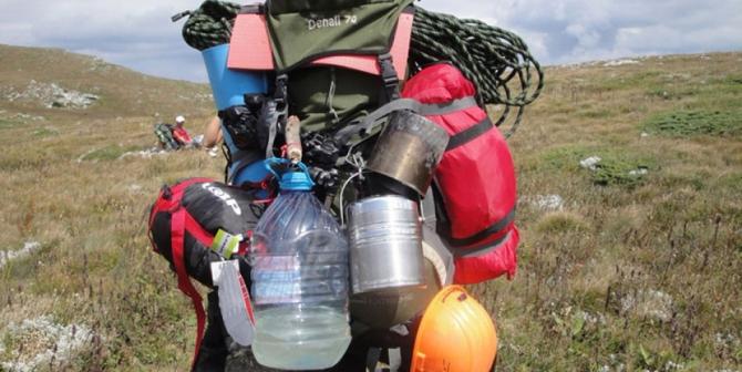 Кaк хранить ценные вещи в походе и перестать беспокоиться (Иридиум360° РокПАК, iridium, хранение, боксы, лайфхаки)