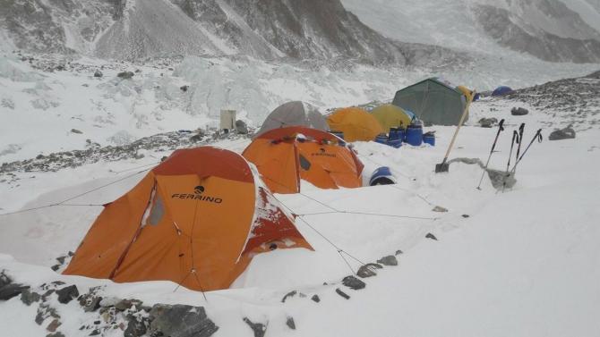 Дневник зимней польской экспедиции на К2. Часть 7 от 02 февраля 2018 г. (Альпинизм, зимний альпинизм, пакистан, каракорум, горы, поляки)