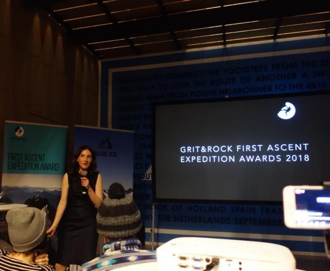 Grit&Rock First Ascent Awards - срeди получателей вновь российская команда! (Альпинизм, фестиваль, outdoor, грант, женский альпинизм)