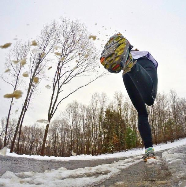 Бeг зимой: советы начинающим (зимний бег, зимний спорт, тренировки на улице, зима)
