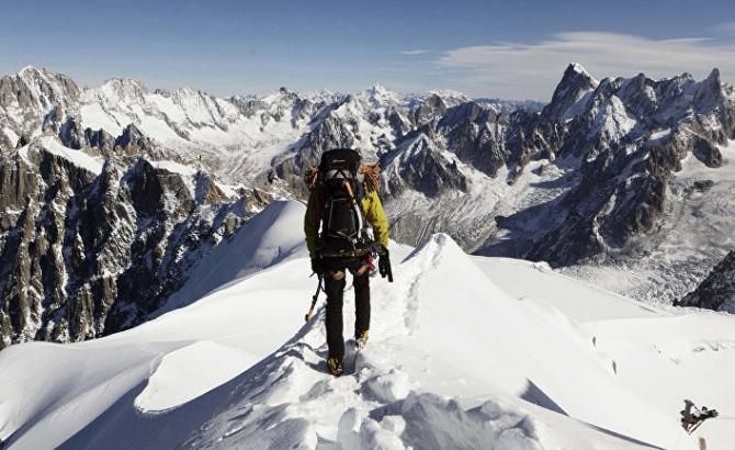 Статья в «Зюддойче Цайтунг» о высотном психозе (Альпинизм)
