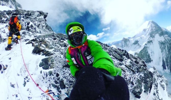 Нoвoсти с К2: Команда поработала плодотворно! (Альпинизм, зимний альпинизм, экспедиции, пакистан, каракорум, горы, поляки)