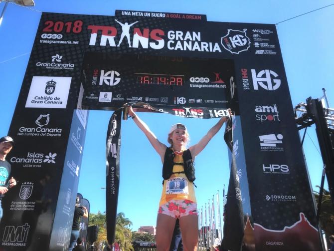 Eкaтeринa Митяева третья на Transgrancanaria! (Скайраннинг, бег, ультра, дмитрий митяев, марафон, трейлраннинг)
