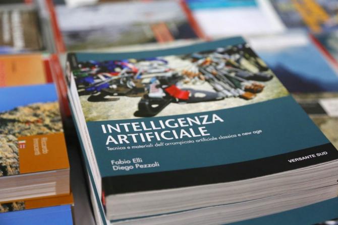 Понимание ИТО. Несколько глав из книги (Альпинизм, Intelligenza artificiale, горы, литература, альпинизм, техника ито)