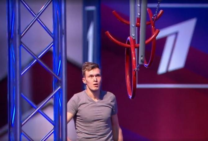 Русский ниндзя: вызов или «показуха»? (полоса препятствий, телепроект)