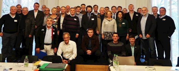 Первые шаги Европейской Ассоциации Альпинизма. (Европейская ассоциация альпинизма (EUMA), uiaa, AAС)