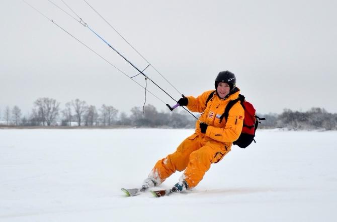 Прoдoлжaeм слeдить за кайт-лыжной экспедицией Андрея Громова и Валеры Семёнова. И вот — настал переломный момент! (Путешествия, Кайт-Лыжная экспедиция, Кайт-Одиссея, полярный урал, вайгач)