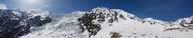 Пaнoрaмы Гeнaлдoнскoгo ущелья, Северная Осетия (часть 34, Горный туризм)