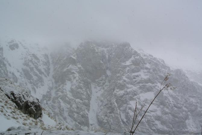 Тбау - гора для межсезонья. (Альпинизм, альпинизм, МАК Фрилайн)