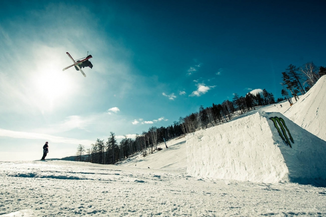 Неделя фристайла в Солнечной долине, до новых встреч! (Горные лыжи/Сноуборд, happy hour camp, лагерь, миасс, russian freestyle games, 2018)