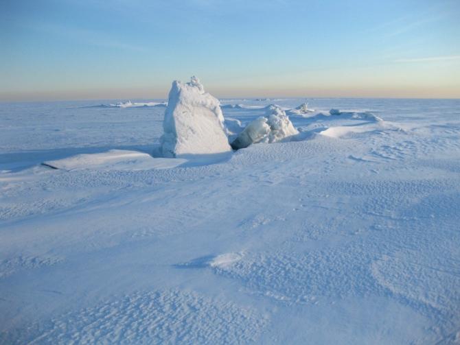 Арктика рядом (ода Ладожскому озеру, Туризм)