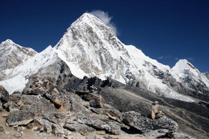 Island Peak (Aльпинизм, aльпинизм, нeпaл, Катманду.)