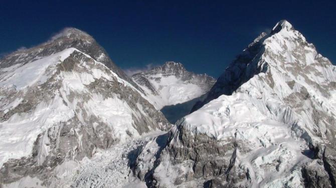 Словацко-румынская экспедиция (Альпинизм, эверест, лхоцзе)