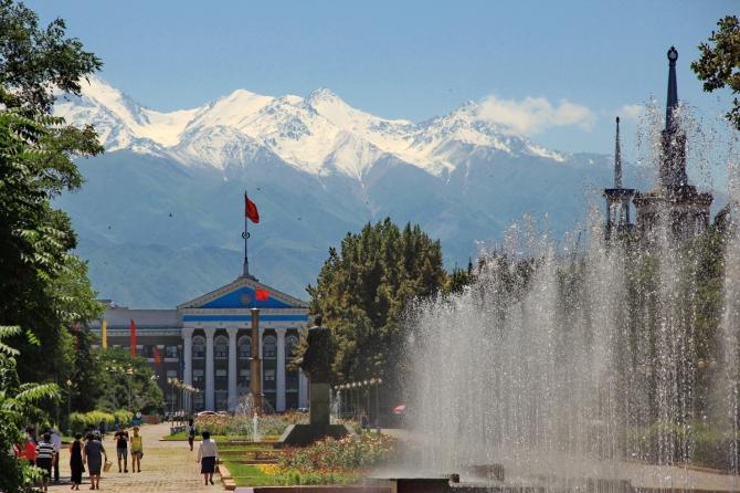Киргизия. Вопросы организации походов и сборов (Путешествия, вестра, логистика)