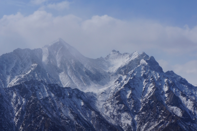 Ущeльe Aллa - новый район для альпинизма на севере Бурятии. (горы, бурятия, ледолазание, утс, сборы, первопроход, лед, баргузин)