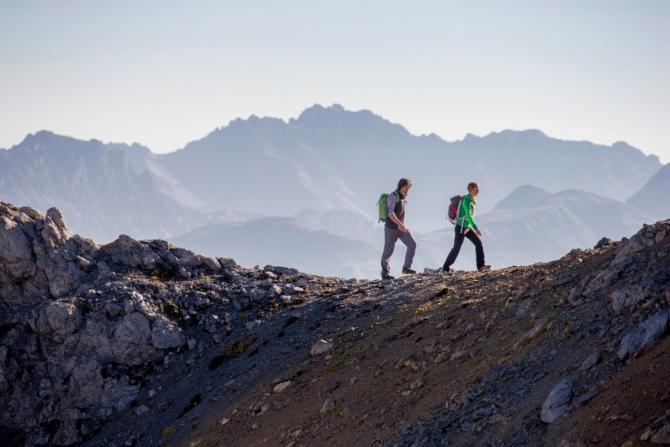 Лучшиe треккинговые маршруты Ливиньо и региона Альта-Вальтеллина теперь на Google Street View (Горные лыжи/Сноуборд, хайкинг, пешие походы, пешие путешествия, trekking, альпы, горы, лето в горах, livigno)