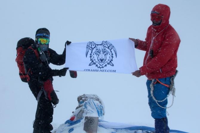 Восхождение на Эльбрус за 1 день с кислородом! (Альпинизм, страху нет, горы)