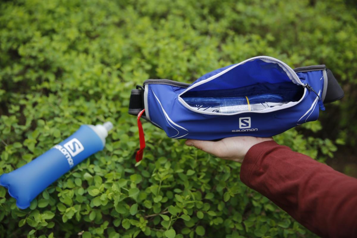 Release-Info zu günstig preiswert kaufen Обзор поясной сумки Salomon Agile 500 Belt Set — Risk.ru
