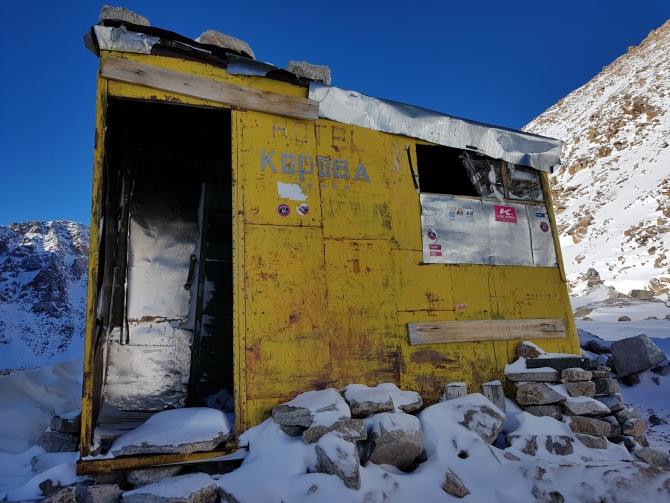 """Отель """"Корона"""" нуждается в реконструкции (Альпинизм, #ала арча)"""