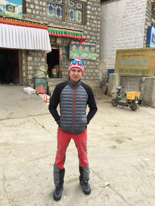 Bask Chamonix light hybrid - тeст куртки. (Альпинизм)