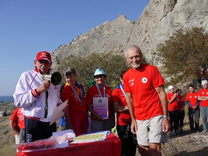Чемпионат ветеранов альпинизма и скалолазания-2018: снова зовем в Судак! (крым, скалы, юрий машков, международные соревнования)