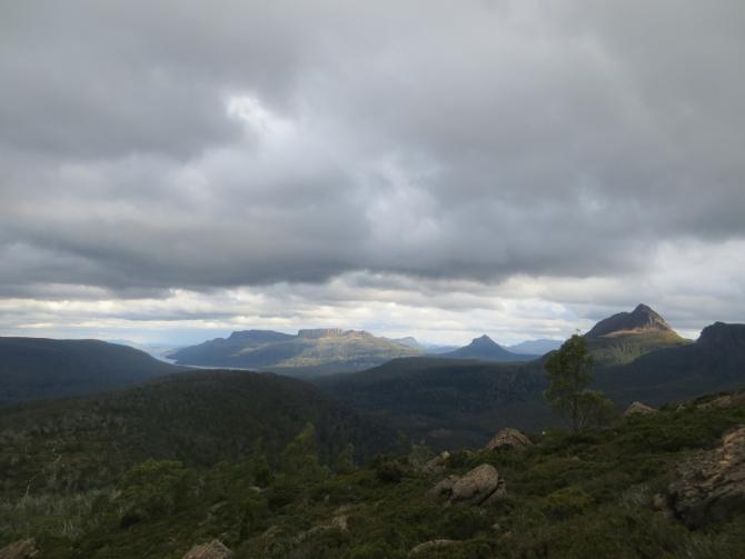 Тасмания, Оверленд трек, февраль-март 2018. (Путешествия)
