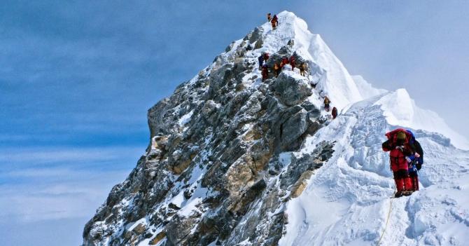 Можно ли убрать тела с Эвереста? (альпинизм, непал, 7 вершин)