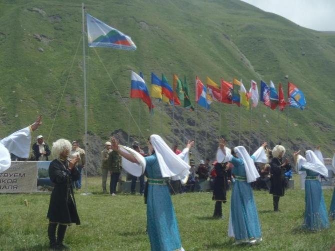 Ерыдаг, фестиваль в июле. (Альпинизм)
