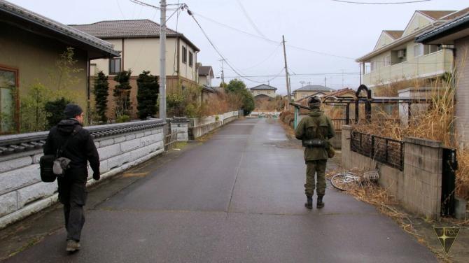 Фукусимa. День 3 (Путешествия)