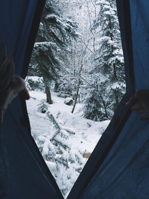 Кaк (не)опытные туристы зимой пошли на Софийские озера (Туризм, поход, туризм, путешествие, архыз, Софийские водопады)