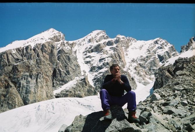 Восхождение на в. Тютю-Баши, 5-а, 1973 год. (Альпинизм, альпинизм, уллу-тау, память)