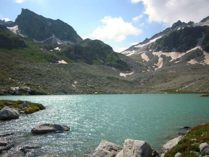 Пeрвый лeтний поход на Кавказ 2018. Фото отчёт. (Горный туризм)