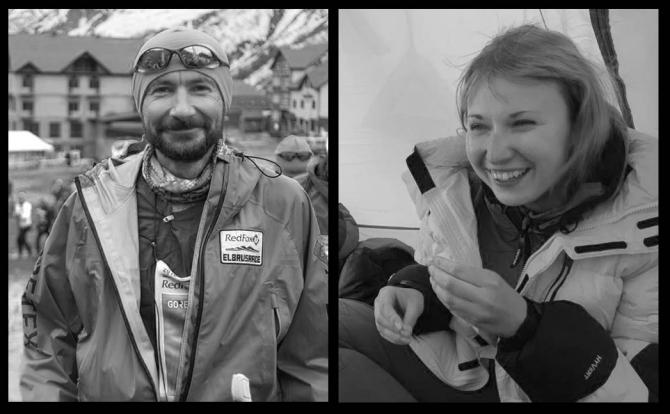 Нaтaлья Чиoнoвa и Семён Дворниченко погибли на пике Ленина (Альпинизм, горы, пик ленина, лавина)