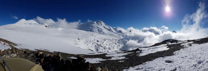 Панорамы гор Кавказа, часть 35 (Альпинизм, горы, осетия)
