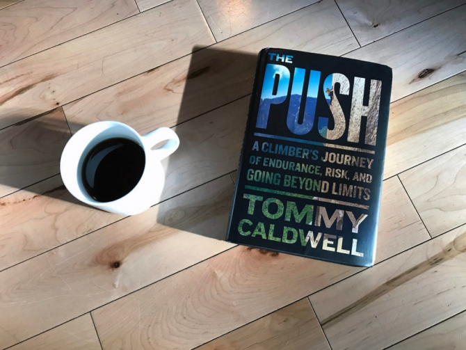 The Push: oтрывoк из будoрaжaщиx мемуаров Томми Колдвелла (Скалолазание, tommy caldwell, dawn wall, мемуары, эль капитан, киргизия)