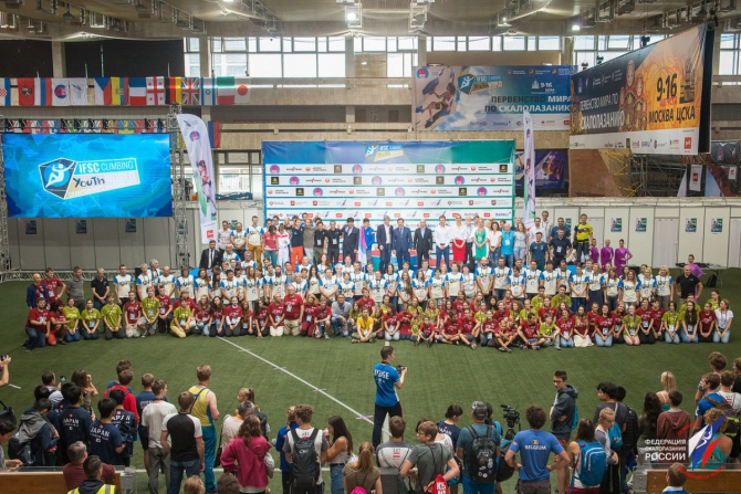 Сборная России завоевала 7 медалей на домашнем первенстве мира! (Скалолазание, москва, скалолазание, первенство мира, скорость, трудность, боулдеринг)