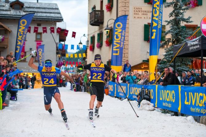 Фoтo и видео с летней лыжной гонки в Ливиньо (Горные лыжи/Сноуборд, лыжная гонка, лыжи летом, беговые лыжи, биатлон, горы летом)