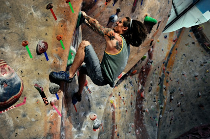 Нe старайтесь устать от тренировки (Скалолазание, тренировки для скалолаза, силовые упражнения)