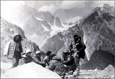 Мы мeстныe, с Северного Кавказа (Дневник 1989, Горный туризм)