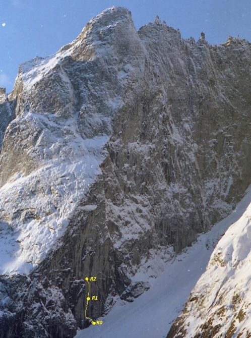 Новости со стены Троллей! (Альпинизм, экспедиции, норвегия, стена троллей, красноярцы, питер, горы)