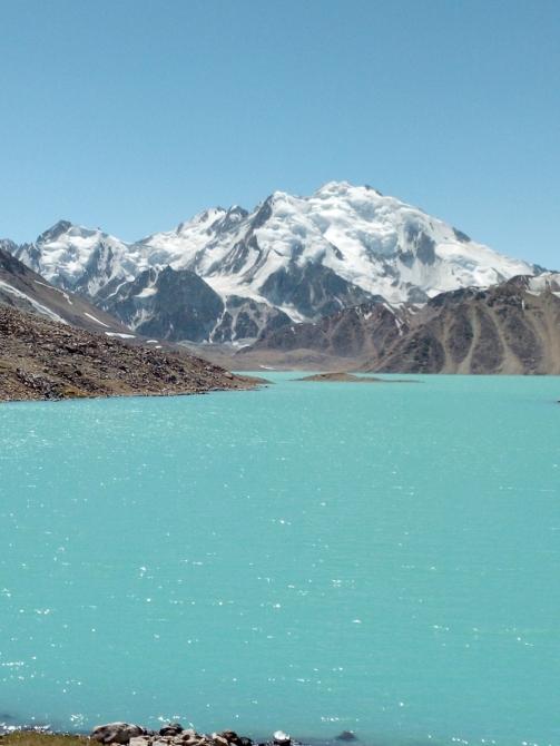 Большое Памирское путешествие. Часть 1. Подходы (Путешествия)