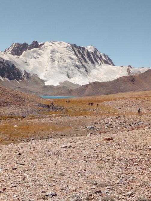 Большое Памирское путешествие. Часть2. Трекинг (Путешествия)