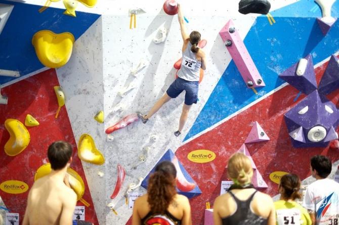 Боулдеринговый фестиваль Red Fox Boulder Cup: итоги (Скалолазание, москва, цска, чемпионат россии, скалолазание, многоборье, скорость, трудность)