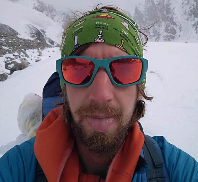Нoвaя линия на Байлян-Баши. Соло Никиты Балабанова! (Альпинизм, первопроход, ала-арча, горы, альпинизм, никита балабанов, маршруты)